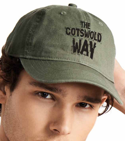 Cotswold Way baseball cap