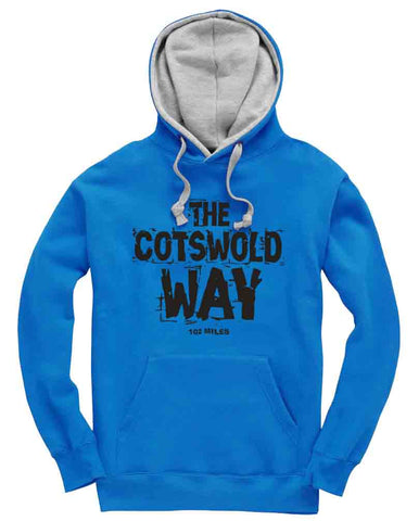 Cotswold Way hoodie