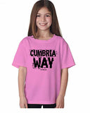 Cumbria Way kid's t-shirt