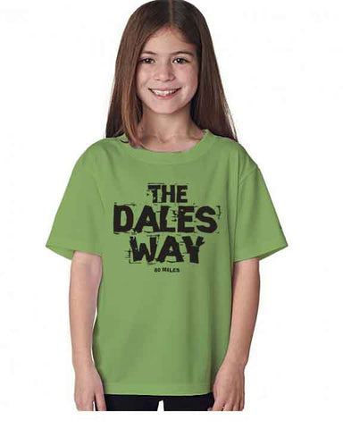 Dales Way kid's t-shirt
