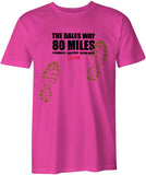 Dales Way 'Sore Feet' t-shirt