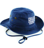 Isle of Wight Coast Path outback hat