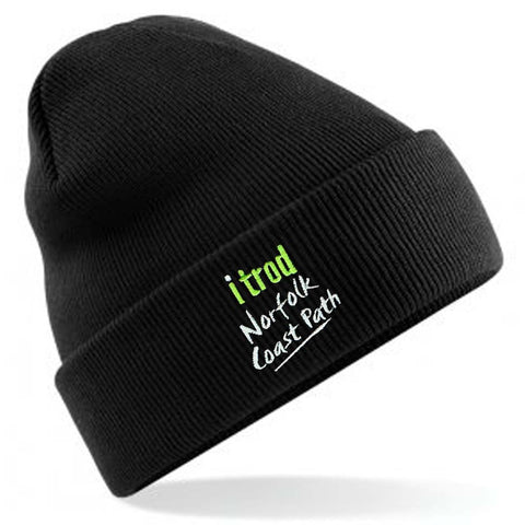 Norfolk Coast Path beanie
