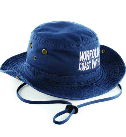 Norfolk Coast Path outback hat