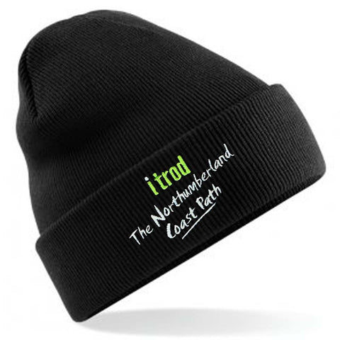 Northumberland Coast Path beanie