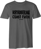 Northumberland Coast Path t-shirt