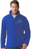 Offa's Dyke Path 1/4 zip fleece