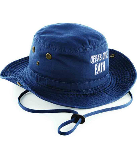 Offa's Dyke Path outback hat