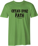 Offa's Dyke Path t-shirt