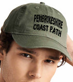 Pembrokeshire Coast Path baseball cap