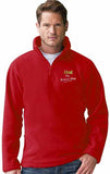 Pennine Way 1/4 zip fleece