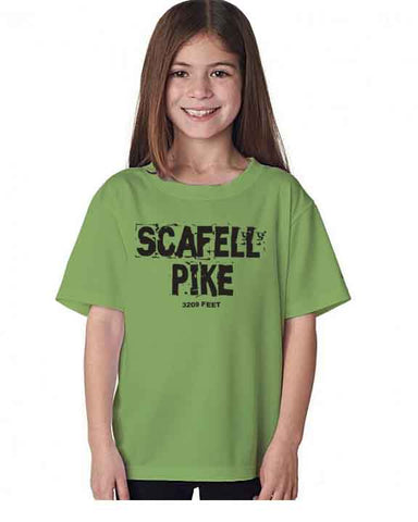 Scafell Pike kid's t-shirt