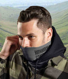 Northumberland Coast Path microfibre multi-use snood