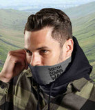 South Downs Way microfibre multi-use snood