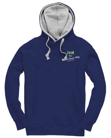 South Downs Way 'itrod' hoodie