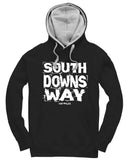South Downs Way hoodie