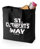 St Cuthbert's Way shopping bag