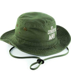 St Cuthbert's Way outback hat
