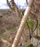 Great Glen Way walking stick