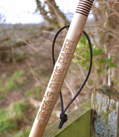 Offa's Dyke Path walking stick
