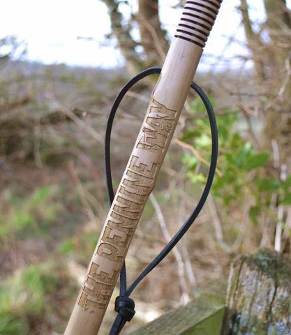 Pennine Way walking stick