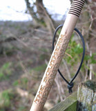 Southern Upland Way walking stick