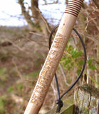 St Cuthbert's Way walking stick