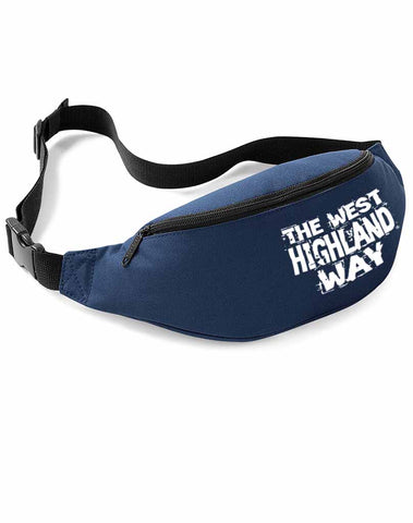 West Highland Way bum bag
