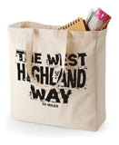 West Highland Way shopping bag