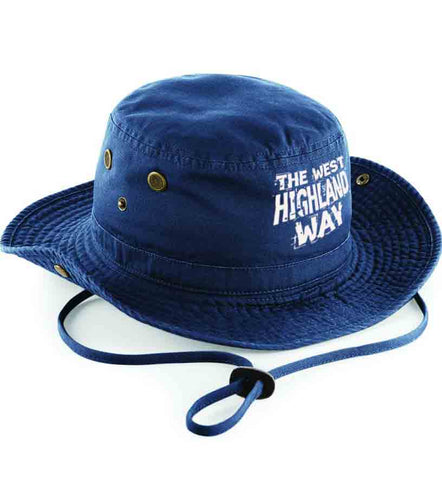 West Highland Way outback hat
