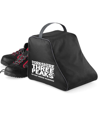 Yorkshire Three Peaks hiking boot bag