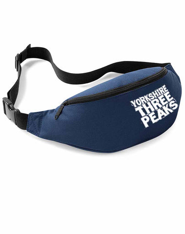 Yorkshire Three Peaks bum bag