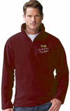 Yorkshire Three Peaks 1/4 zip fleece