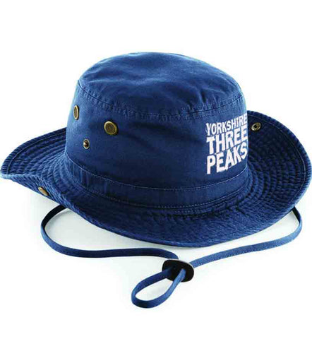 Yorkshire Three Peaks outback hat