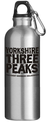 Yorkshire Three Peaks drinks bottle