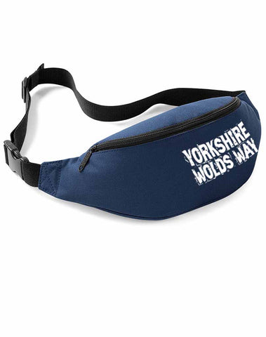Yorkshire Wolds Way bum bag