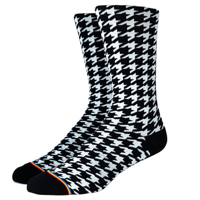 SILVER CREW DRESS SOCKS | RICKY