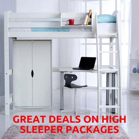 Scallywag High Sleeper Packages