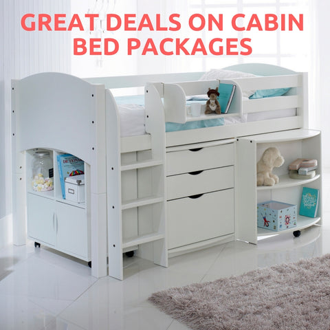 Scallywag Cabin Bed Packages