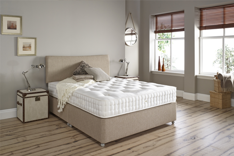 Harrison Bed Tailor Natural Collection