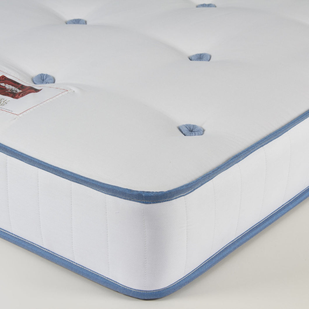 Kids Natural Pocket 800 Mattress Blue
