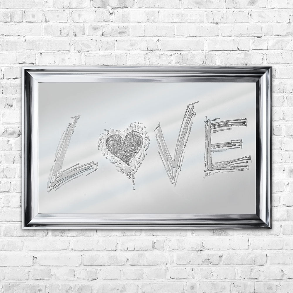 Love Mirror Artwork