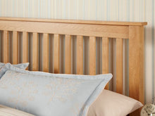 Serene Lincoln Oak Headboard