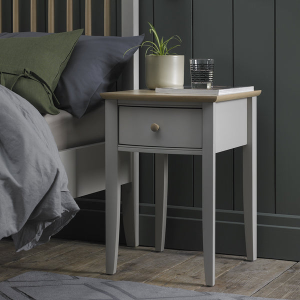 Southwold 1 Drawer Bedside