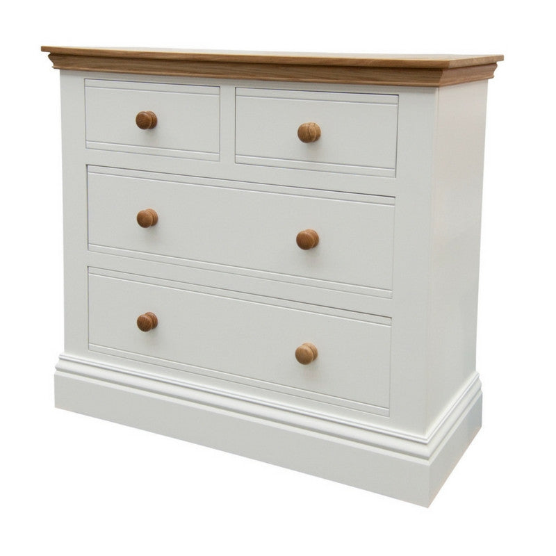 TCBC New England 2+2 Drawer Chest