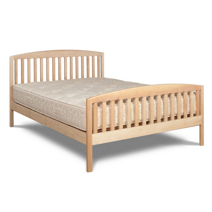 Cotswold Caners Edgeworth Slatted Bed 311V/HF High Foot End.