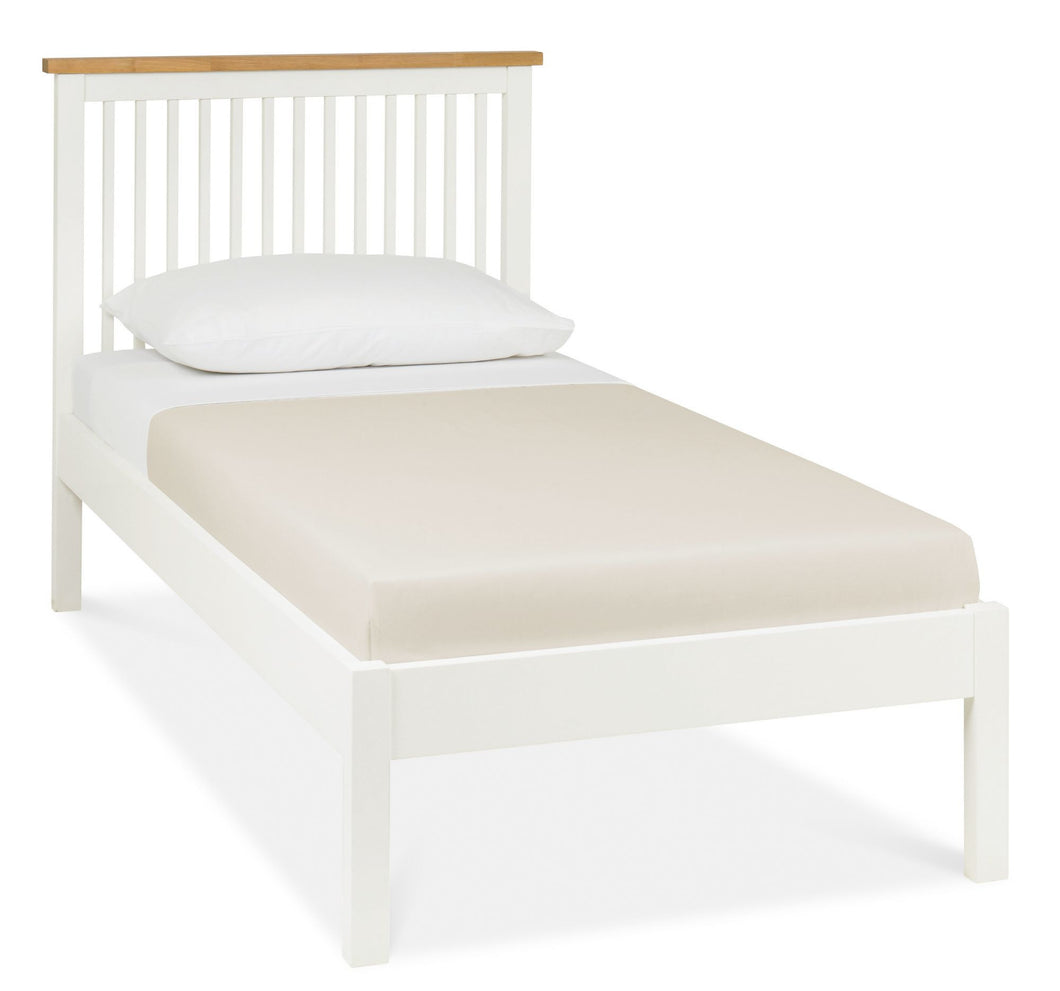 Memphis Two Tone Low Footend Bedstead