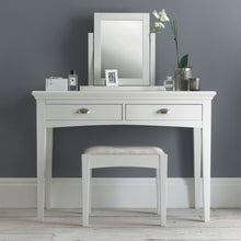 Kensington White Vanity Mirror