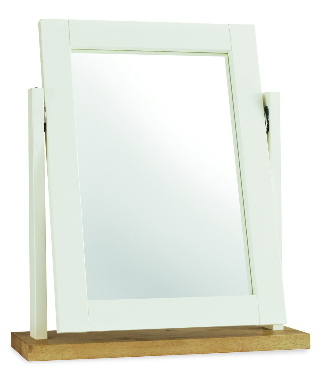 Memphis Two Tone Vanity Mirror