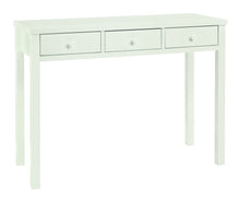 Memphis White Dressing Table